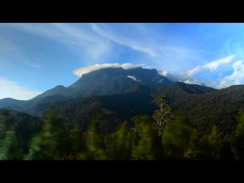 Mt Kinabalu Long Exposure Time Lapse