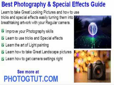 basic photo tips