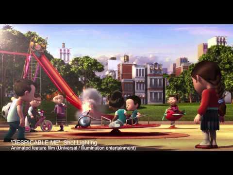 "CGI VFX Showreels HD: ""Lighting & Compositing"" – by Pierre Gobilliard"