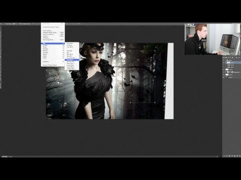 Tutorial: Compositing in Photoshop pt.2 | Tuesdays With Lauri