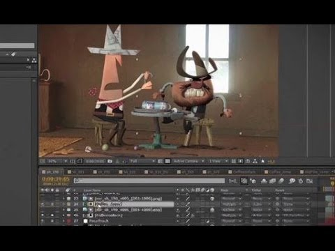 "CGI Animated Breakdown HD: ""Rob 'n' Ron – Tour de Compositing"" – by Tumblehead"
