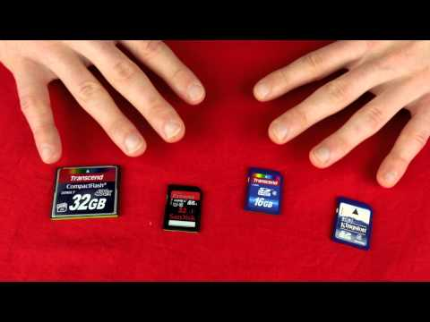 Behind the Lens: Choosing the Best Memory Card for your Camera