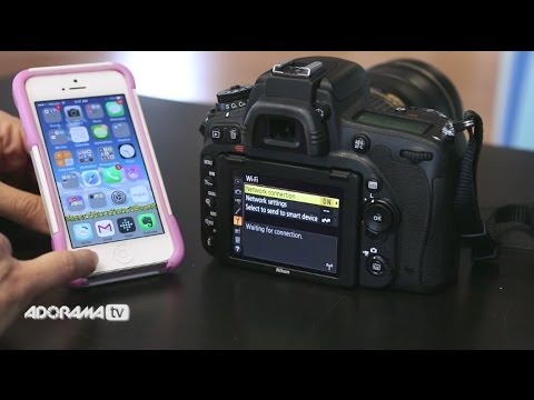 Send Photos from DSLR to Your Mobile Device. The reDefine Show with Tamara Lackey: AdoramaTV