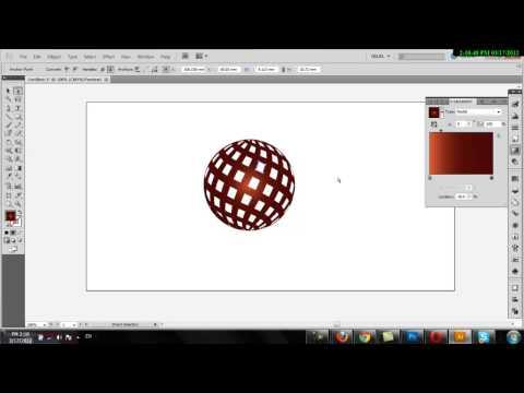 Wooow  3D Logo Design Tutorial In  Adobe Illustrator  HD Version  Cool