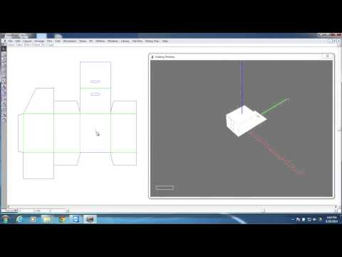 Folding inside Rules and SteelRules CAD
