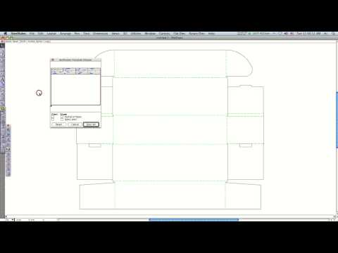 Looking for Ashlar – Score! packaging design CAD software – Look at this video