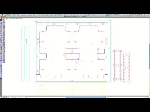 How to make a Bobst Cutting Die and Stripping Jigs in 10 minutes using AlphaCorr – SteelRules!