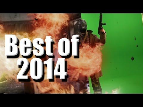 Best of 2014 Tutorial – Greenscreen Compositing