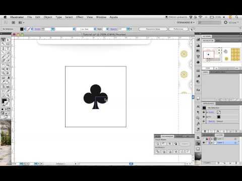 Tutorial – Crear Patrones y Tapices en Adobe Illustator CS6