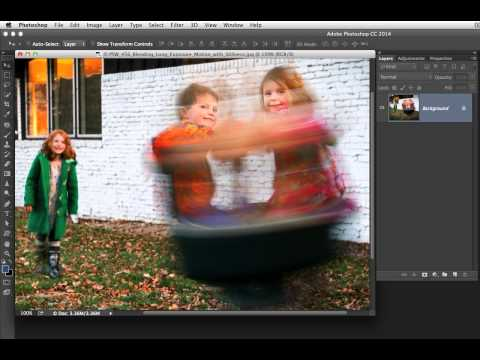 (PREVIEW) Photoshop Workbench 456: Blending Long Exposure Motion with Stillness