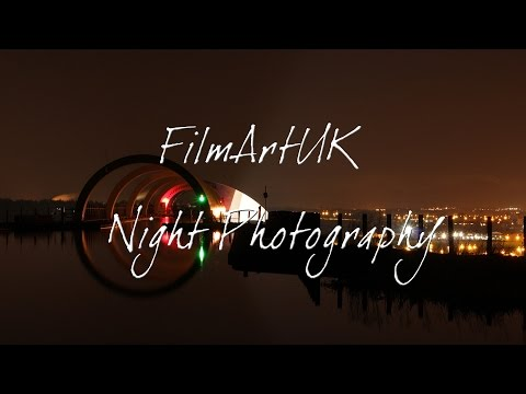 Episode 1: Night Photography (long exposure)