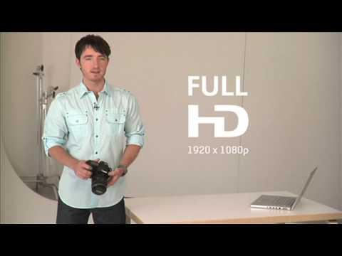 Canon EOS – Chris Bray Creative Tutorial: Filming Full HD Videos