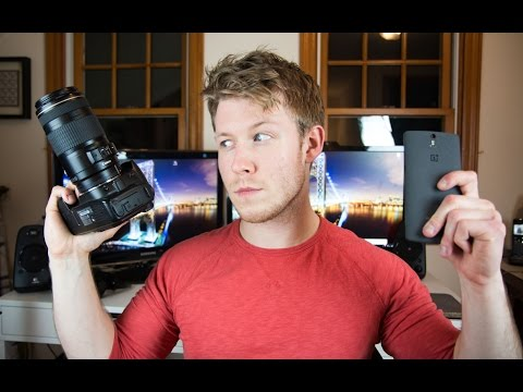 Best Smartphone Cameras Vs DSLR 2015! (Tips on Difference Between Camera Phone Photography Vs DSLR)