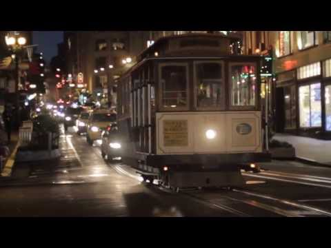 Canon Rebel T3i low-light test – Cable Car – SF