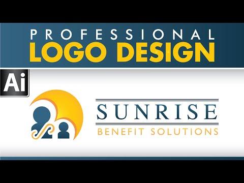 Professional Logo Design Tutorial Adobe Illustrator CC 2014