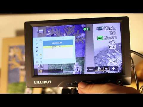 Canon 7d V.s. 5d mark II with Lilliput Field monitor. – DSLR Film NOOB