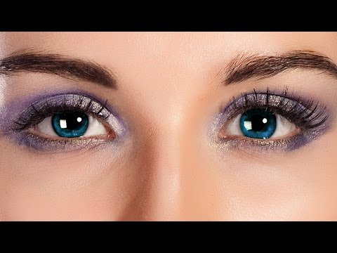 Photoshop: EYES!  How to Brighten, Enhance & Change Color