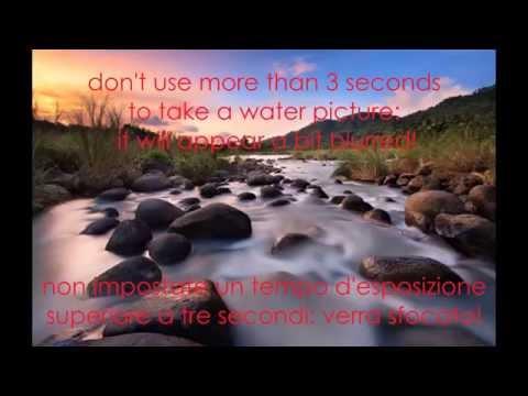 LONG EXPOSURE/LIGHT PAINTING tutorial eng/ita