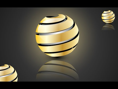 Tutorial :How to create FULL 3D logo design in Adobe Illustrator CC