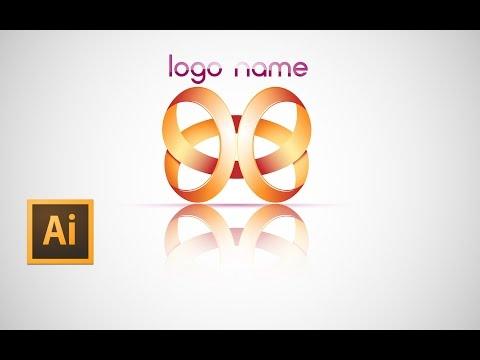 Adobe Illustrator cc  logo design tutorial