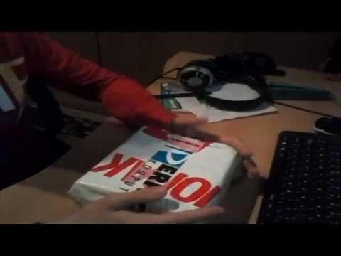 Unboxsing Kamerka Creative LIVE Cam 720p HD
