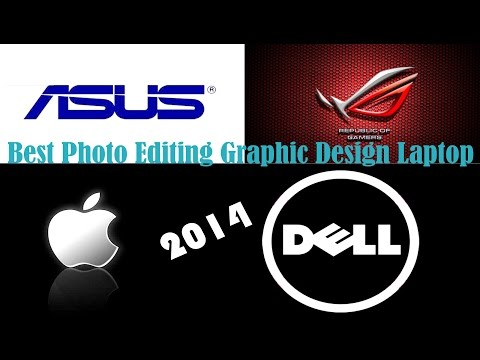 Best Photo Editing Graphic Design Laptop 2014 – Top 10 Latest Best Graphic Design Laptop for Editing