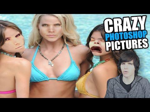 Crazy Photoshop Pictures