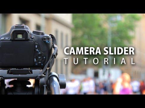 Camera Slider: DSLR Editing Tutorial
