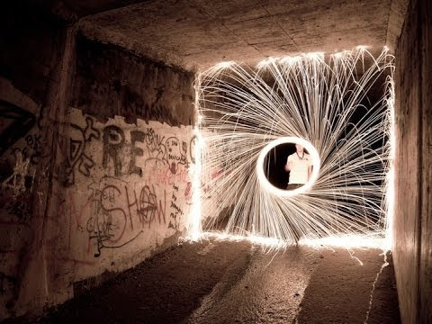 Learn Trick Photography – Trick Phography Light painting