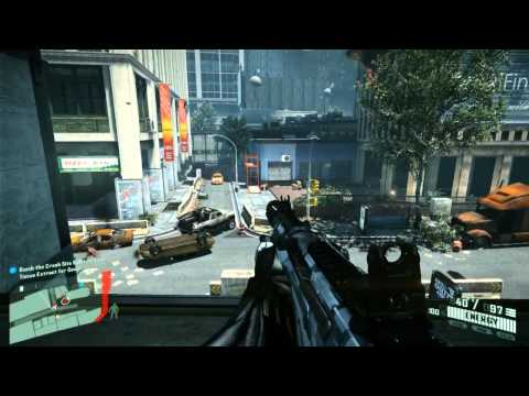Crysis 2 Gameplay PC HD