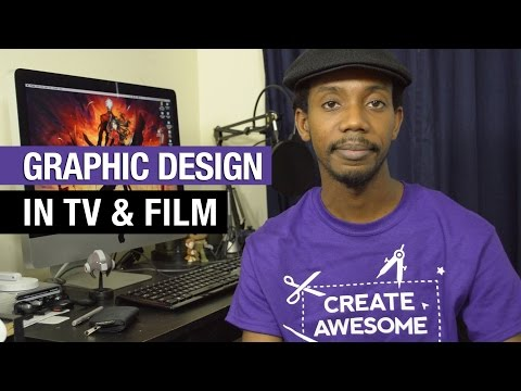 Graphic Design in the Television and Film Industry