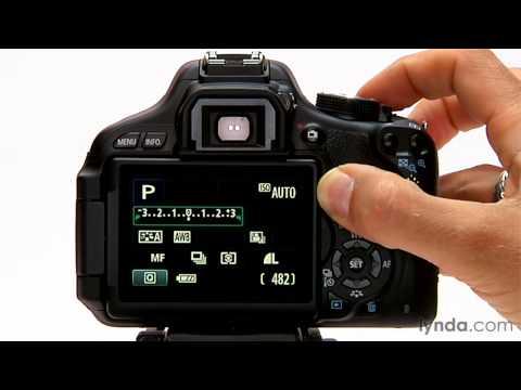 Canon Rebel tutorial: How to use exposure compensation | lynda.com