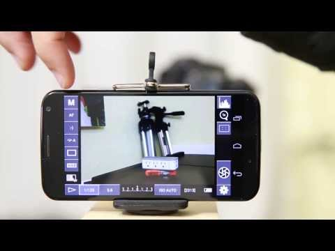 DSLR Controller – Better Wifi Control of your 70D/6D (Ditch the EOS APP)