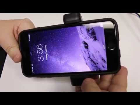 Shoulderpod S1 iPhone 6 Plus Photography Rig and tripod mount