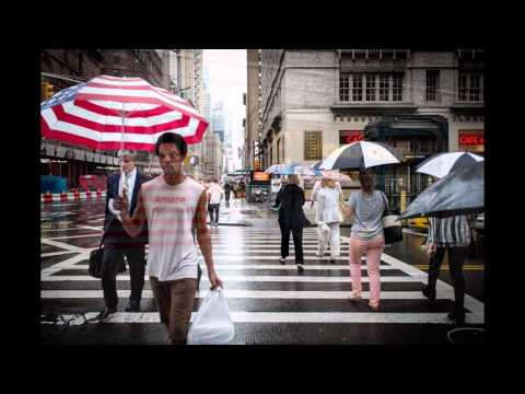 """Antoine Bruneau: Toronto versus New York"", a street photography exhibition."