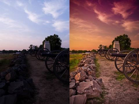 Add Dramatic Color to Photographs: Photoshop Tutorial!