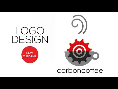 PROFESSIONAL LOGO DESIGN – Adobe Illustrator CS6 (carbon coffee)