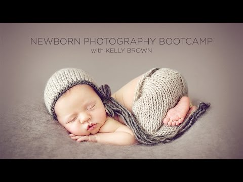 Newborn Photography: Flow Posing with Kelly Brown