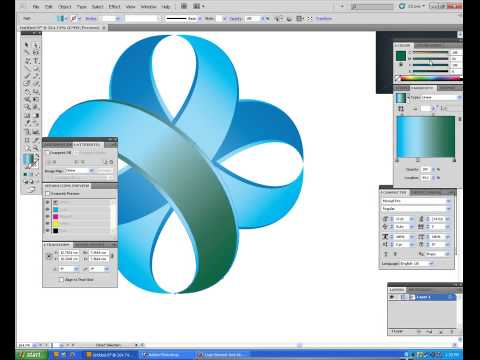Clip Adobe Illustrator 3D Logo Design Tutorials cs5 by QT CMS