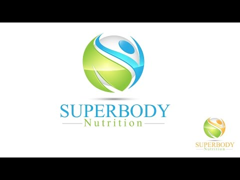 Logo Design In Illustrator CS6 : Superbody