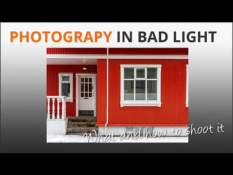 Photography Tips: How to shoot in 'Bad' light