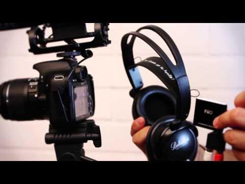DSLR Tips ¿Cómo monitorizar el audio en cámaras DSLR?