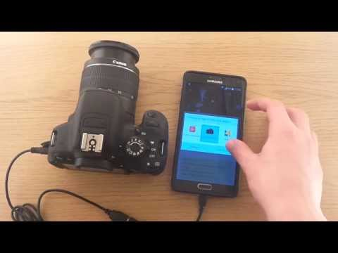 Canon DSLR + Android = Awesomenesss – Homemade Flipscreen for any Canon DSLR Camera