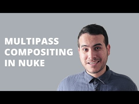 Multipass Compositing in Nuke – Vray Render Elements