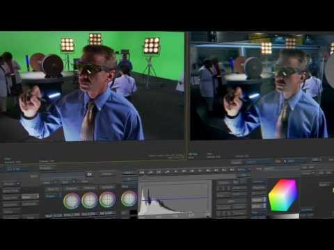 Autodesk Flame Premium 2014 – Batch procedural compositing