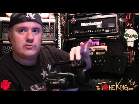 Ultimate Professional Video Camera & DSLR Set-Up.  TTK's Canon XA20 Camcorder & T5i Camera