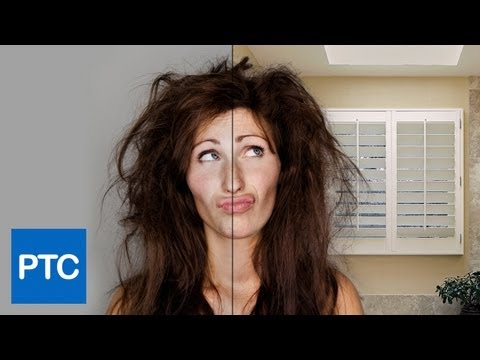 Advance Hair Selection Tutorial – Masking Hair In Photoshop