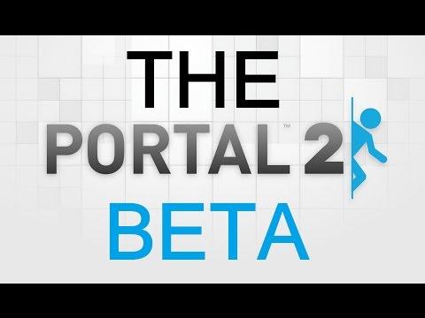 The Unused Content of Portal 2 Beta