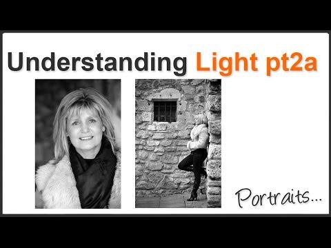 Photography Tips – Understanding Light (Pt 2A) Portraits
