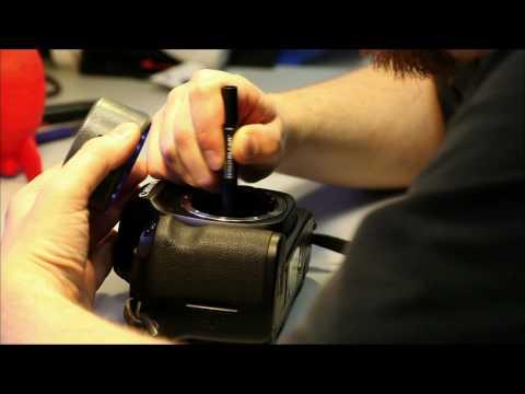 DSLR Sensor Cleaning (The LensRentals.com Method)